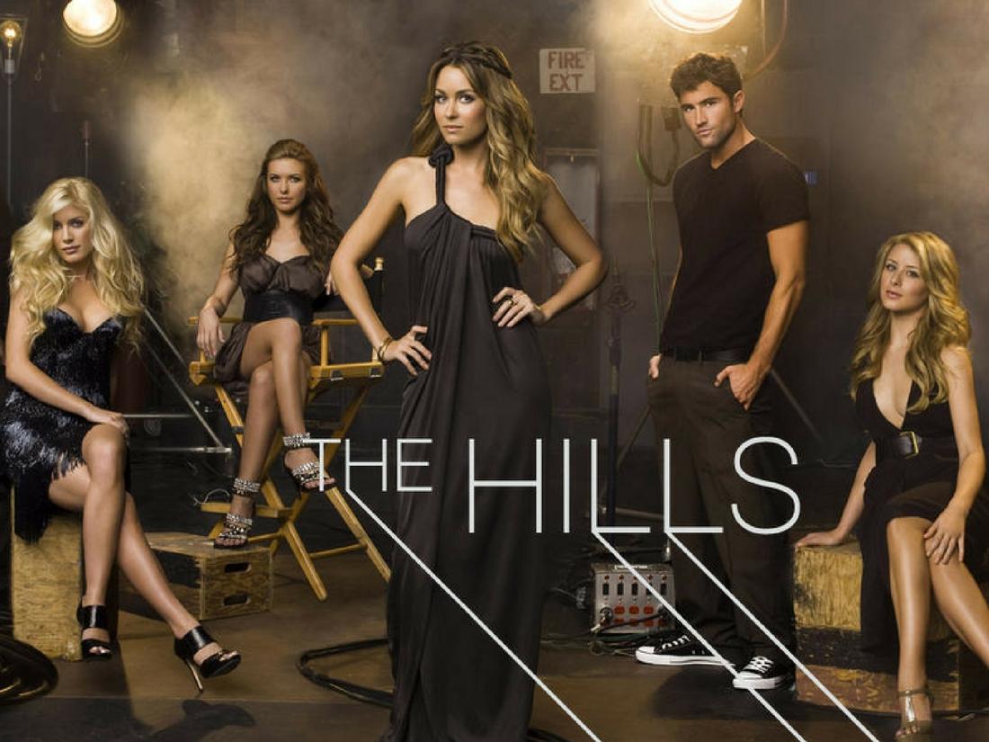 THE HILLS - MTV